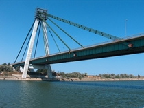 Bridge in Constanta-AGIGEARomania