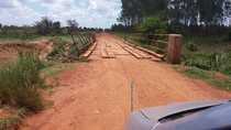 Bridge in Northern Uganda