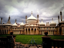 Brighton Sussex The Royal Pavilion