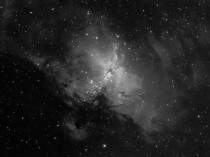 Brisbane Astrophotography and the Eagle Nebula  from my Backyard