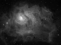 Brisbane Astrophotography and the Lagoon Nebula  from my Backyard