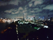 Brisbane City CBD on a Summer Night