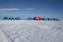 British Antarctic Survey station Halley VI