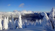 British Columbia Canada - Powder King Ski Resort x