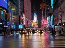 Broadway - Manhattan New York City  x