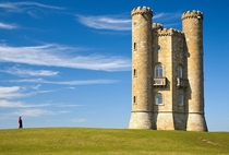 Broadway Tower Worcestershire UK