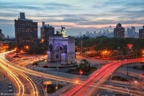 Brooklyn NY Grand Army Plaza photo samhorine