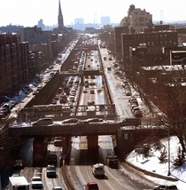 Brooklyn Queens Expressway - The Trench