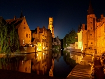 Brugge Belgium Welcome to a fairy-tale