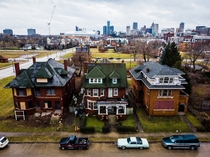 Brush Park in Detroit looks much better these days