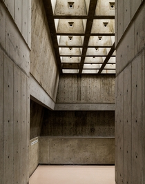 Brutalism on display at University of Torontos Scarborough Campus  by John Andrews