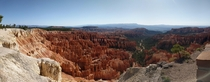 Bryce Canyon National Park from my trip almost a month ago