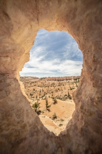 Bryce Canyon National Park Utah USA