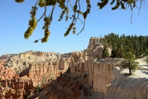 Bryce Canyon under a harsh mid day sun Red Rocks Shining x OC