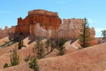 Bryce Temple Bryce Canyon National Park United States