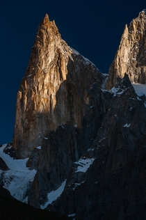 Bubulimating Peak m aka Lady Finger in GilgitBaltistan Pakistan  by Johan Assarsson