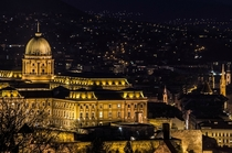 Budapest Hungary - The Castle and the city