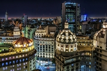 Buenos Aires at night - Argentina