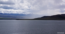 Buffalo Bill Reservoir Wyoming