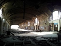 Buffalo Central Terminal Buffalo NY Album inside