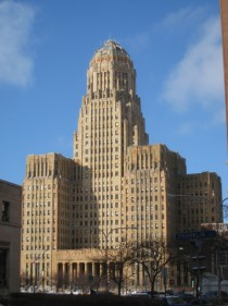Buffalo City Hall by John Wade