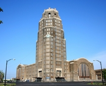 Buffalo NY is chock full of great architecture but I cant find any posts about Central Terminal  More in comments