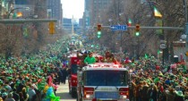 BuffaloNY St Patricks Day Parade