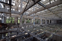 Built in  and abandoned in  les Grand Moulins de Paris used to be the largest industrial flour mill in the world