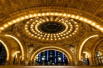 Built in  as Pittsburghs Union Station Chicago architect Daniel Burnham designed this spectacular rotunda which now following a M renovation in  welcomes residents home to their luxury apartments
