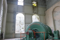 Bull Run Powerhouse Oregon Recently Abandoned