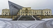Bundeswehr Military History Museum Dresden Germany x