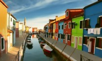 Burano Italy  photo by Dimitar Stoyanov