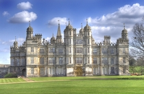 Burghley House Stamford UK