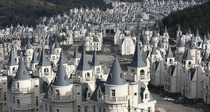 Burj Al Babas Turkeys  million town of abandoned Disney castles