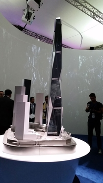 Burj  design unveiled Dubai UAE  x