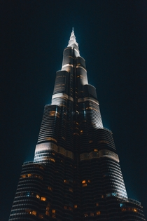 Burj Khalifa - Dubai Photo credit to Clay Banks