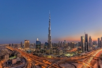 Burj Khalifa in Dubai United Arab Emirates Photographer Rustam Azmi