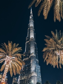 Burj Khalifa Photo credit to Max Bovkun