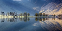 Buttermere Lake District by Jim Monk