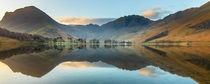 Buttermere Lake District England