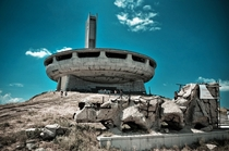 Buzludzha Communist Headquarters Bulgaria