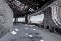 Buzludzha Monument Bulgaria by Rebecca Rebecca Bathory in Soviet Ghosts