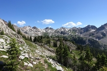 By far one of my favorites Avalanche Basin in Colorado