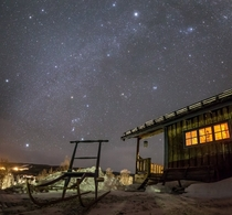 Cabin Under the Stars Space Nasa