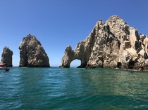 Cabo San Lucas Arch at Lands End xOC