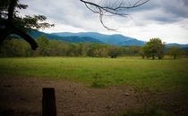 Cades Cove Great Smoky Mountains National Park  x