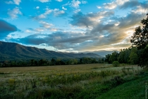 Cades Cove Smoky Mountains Tennessee