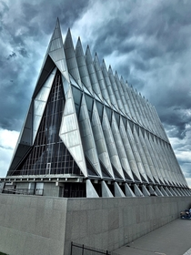 Cadet Chapel - Air Force Academy Colorado Springs  x