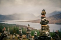 Cairns of the Scottish Highlands