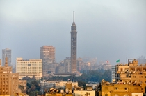 Cairo Tower In the s the CIA met with Nasser of Egypt in secret and tried to bribe him to change his foreign policy He took the money and ignored the request then used the money built the Cairo Tower just across from the US Embassy This led to the nicknam